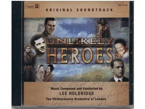Unlikely Heroes (soundtrack - CD)