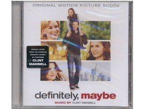 Určitě, možná (score - CD) Definitely, Mayby