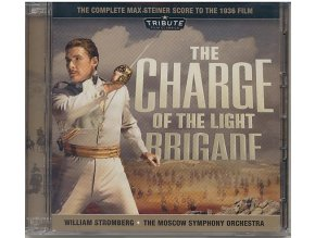 Útok lehké kavalerie (soundtrack - CD) The Charge of the Light Brigade