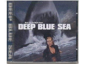 Útok z hlubin (soundtrack - CD) Deep Blue Sea