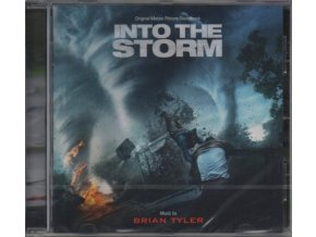 V oku tornáda (soundtrack - CD) Into the Storm