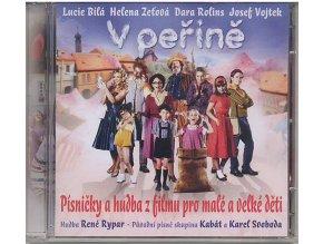 V peřině (CD + DVD)