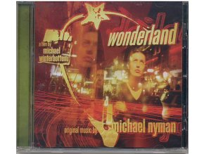 V zemi divů (soundtrack - CD) Wonderland