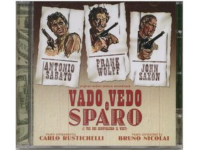 Vado, Vedo e Sparo (soundtrack - CD) I Tre Che Sconvolsero il West