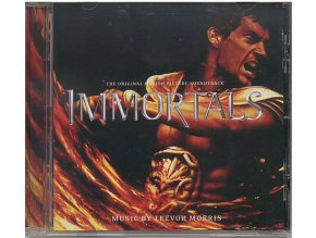 Válka Bohů (soundtrack - CD) Immortals