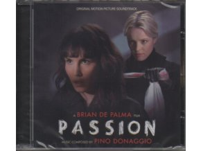 Vášeň (soundtrack - CD) Passion