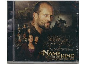 Ve jménu krále (soundtrack - CD) In the Name of the King: A Dungeon Siege Tale