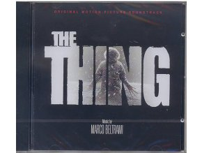 Věc: Počátek (soundtrack - CD) The Thing