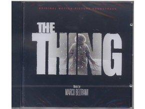 Věc: Počátek (soundtrack - CD) The Thing