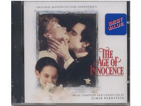 Věk nevinnosti (soundtrack - CD) The Age of Innocence