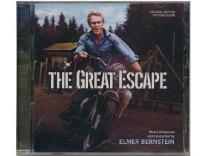 Velký útěk (soundtrack - CD) The Great Escape