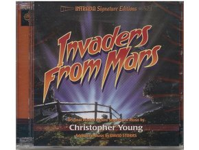 Vetřelci z Marsu (soundtrack - CD) Invaders from Mars