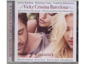 Vicky Cristina Barcelona (soundtrack - CD)