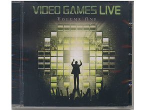 Video Games Live Volume One (soundtrack - CD)