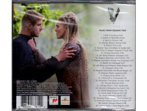 Vikings: Season Two (soundtrack - CD)
