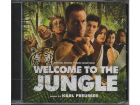 Vítejte v džungli (soundtrack - CD) Welcome to the Jungle