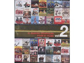 Vladimir Cosma: 51 Bandes Originales Pour 51 Films vol. 2 (17 CD)