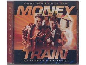 Vlak plný peněz (score - CD) Money Train