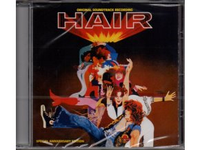 hair soundtrack cd