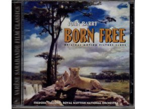 born free soundtrack cd john barry