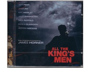 Všichni královi muži (soundtrack - CD) All the Kings Men