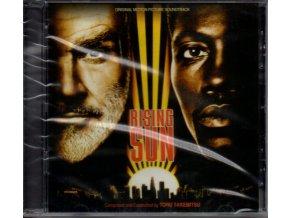 Vycházející slunce (soundtrack - CD) Rising Sun