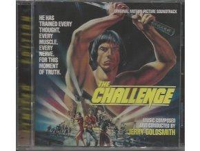 Vyzvání k souboji (soundtrack - CD) The Challenge
