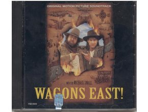 Wagons East! (soundtrack - CD)