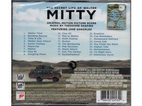 Walter Mitty a jeho tajný život (score) The Secret Life of Walter Mitty