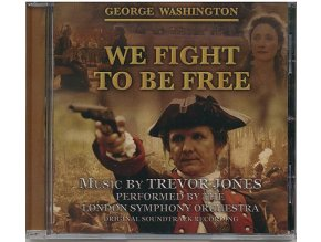 We Fight To Be Free (soundtrack - CD)