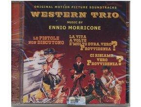Western Trio (soundtrack - CD)