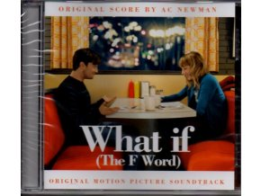 What If (soundtrack - CD) The F Word