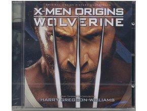 X-Men Origins: Wolverine (soundtrack - CD)