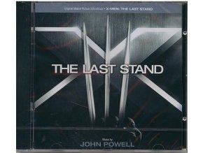 X-Men: Poslední vzdor (soundtrack - CD) X-Men: The Last Stand