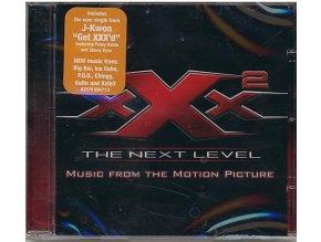 xXx 2: The Next Level (soundtrack - CD)
