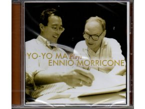yo yo ma plays ennio morricone cd
