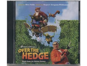 Za plotem (soundtrack - CD) Over the Hedge