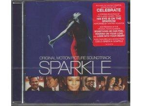 Záblesk slávy (soundtrack - CD) Sparkle