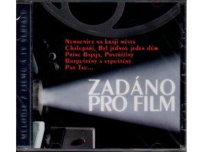 zadáno pro film cd melodie z filmů a seriálů