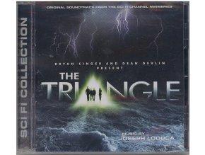 Záhada Bermudského trojúhelníku (soundtrack - CD) The Triangle