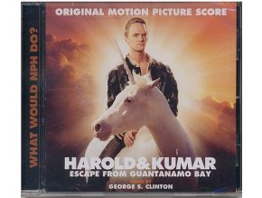 Zahulíme, uvidíme 2 (soundtrack - CD) Harold & Kumar: Escape from Guantanamo Bay