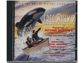 Zachraňte Willyho 2 (soundtrack - CD) Free Willy 2: The Adventure Home