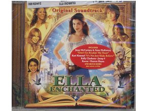 Zakletá Ella (soundtrack - CD) Ella Enchanted