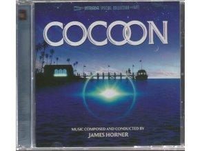 Zámotek (score - CD) Cocoon