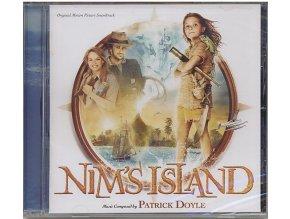 Zapomenutý ostrov (soundtrack - CD) Nims Island