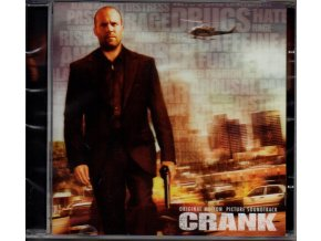 crank soundtrack cd