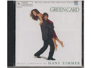 Zelená karta (soundtrack - CD) Green Card