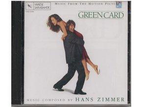 Zelená karta (soundtrack - CD) Green Card