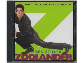 Zoolander (soundtrack - CD)