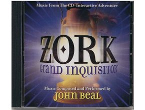 Zork (soundtrack - CD) The Grand Inquisitor